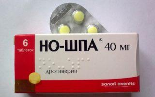 Но-шпа для лечения цистита — особенности препарата