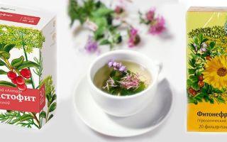 Целебные травы для лечения цистита у женщин