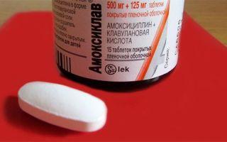 Амоксиклав при цистите у женщин — особенности применения препарата