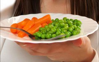 Питание при цистите у женщин — лечебная диета