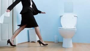 Очень частые позывы к мочеиспусканию у женщин