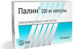 Отзывы таблетки палин