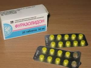 Как вылечить цистит с помощью Фуразолидона