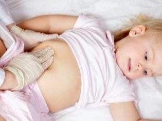 Формы и пути появления холецистита у детей