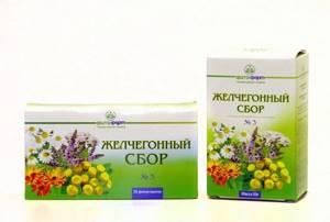 Желчегонный чай: состав и правила употребления