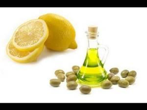 Масло и лимон для печени – лучшая чистка от шлаков