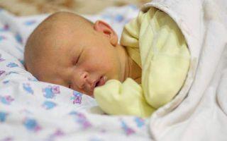 Конъюгационная желтуха – повышение билирубина в крови у новорожденных