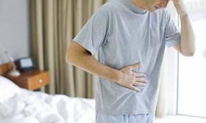 Удар в печень: симптомы, последствия и их лечение