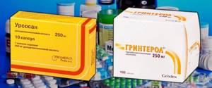 Гринтерол или Урсосан: что лучше – может решать пациент, ведь это аналоги