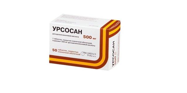 Гептрал или Урсосан: что лучше, и какому препарату отдать предпочтение
