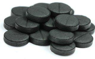 Чистка печени активированным углем: правила проведения процедуры