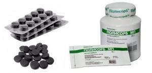 Полисорб или активированный уголь: какой препарат лучше