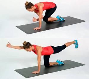 Физические упражнения при перегибе желчного пузыря: как делать, польза