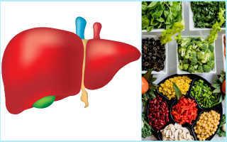 Продукты, очищающие печень, помогут детоксицировать орган