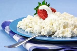 Творог для печени: польза, состав и противопоказания