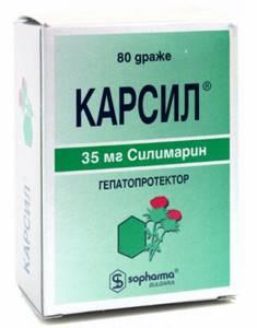 Список гепатопротекторов по группам: препараты с доказанной эффективностью