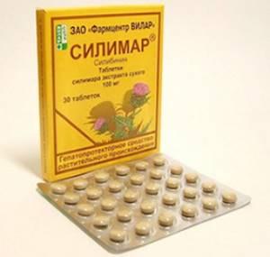 Таблетки для печени после алкоголя – обширная группа лекарств