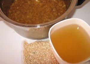 Овес для чистки печени: польза, как заваривать и пить